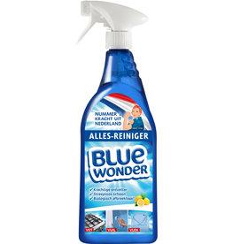 Blue Wonder Blue Wonder Alles-reiniger - 750 ml spray fles