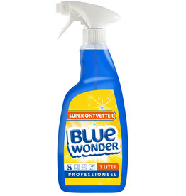 Blue Wonder Blue Wonder Professioneel Super ontvetter Spray 1000 ml fles