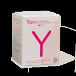 YONI Yoni 12 mini pads organic cotton (stay high & dry)