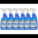 Blue Wonder Blue Wonder Professioneel Glas en Interieur-reiniger Spray 6x 1000 ml omdoos