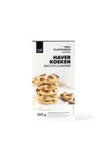 VOILA Home Bakery Voila Haver Pecan Koekjes 300 gram pakje
