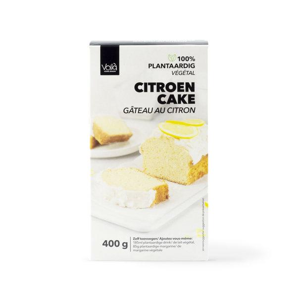 VOILA Home Bakery Voila Gateau au Citron ensemble d'avantages - 6x 400 gramme carton