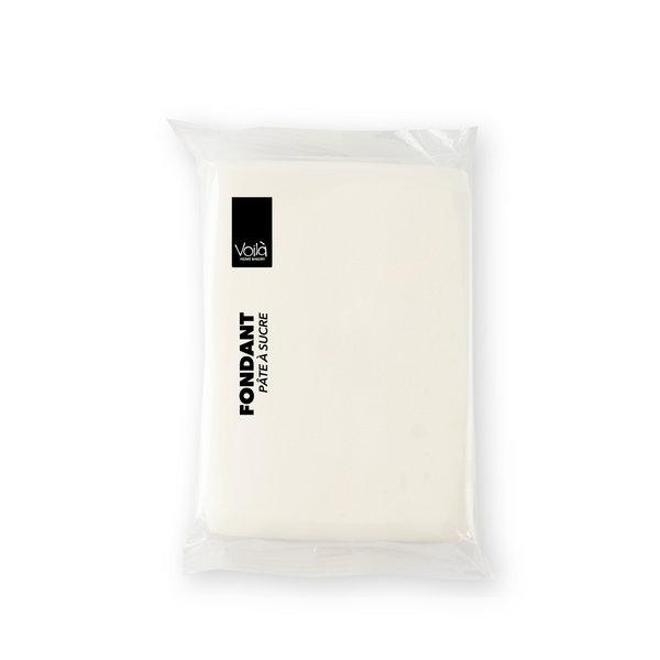 VOILA Home Bakery Voila Home Bakery Fondant white - 10x 150 grams block - master carton (1,5 kgs)