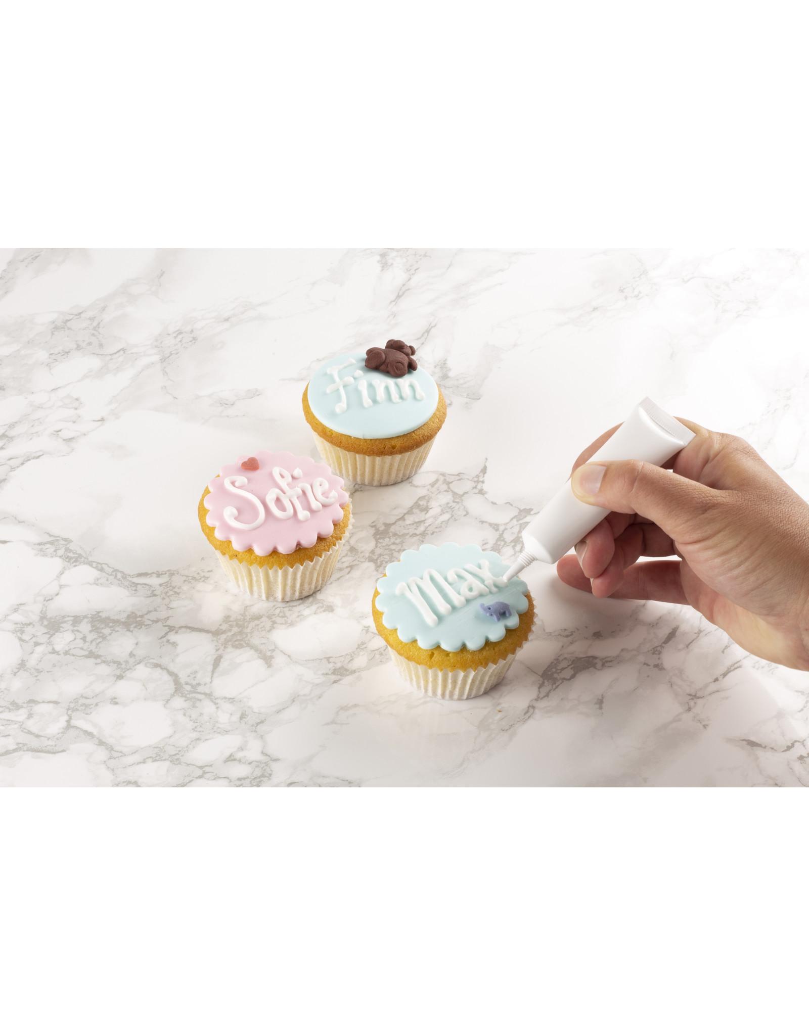 VOILA Home Bakery Voila Home Bakery Rolfondant wit - 10x 150 gram - grootverpakking (1,5 kgs)