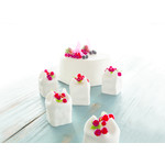 VOILA Home Bakery Voila Rouleau de pâte à sucre Blanc - 6x 430 gramme carton principal (2,58 KG)