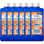 Blue Wonder Blue Wonder Parket, Laminaat en Houten Vloeren reiniger met Dop 6x 750 ml omdoos