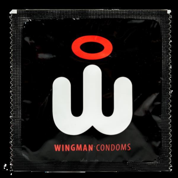 Wingman Wingman Condoms Real Easy - 192x 3 pack 56 mm