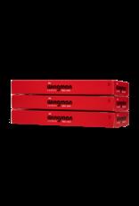 Wingman Wingman Condoms Real Easy 36 pack 56 mm + 100ML Lube Combi