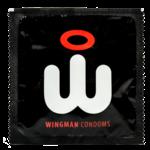 Wingman Wingman Condoms Real Easy 24 pack 56 mm + 100ML Lube Combi