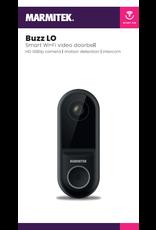 Marmitek Smart Wi-Fi video doorbell - HD 1080p camera | motion detection | recording - 4x omdoos
