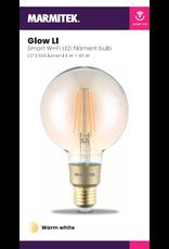Marmitek Smart Wi-Fi LED filament bulb L - E27   650 lumen   6 W = 40 W - 12x omdoos single