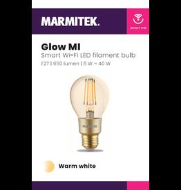 Marmitek Smart Wi-Fi LED filament bulb M - E27 | 650 lumen | 6 W = 40 W - omdoos (12 stuks)
