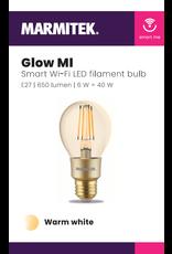 Marmitek Smart Wi-Fi LED filament bulb M - E27 | 650 lumen | 6 W = 40 W - 12x omdoos single