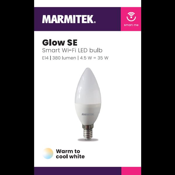 Marmitek Smart Wi-Fi LED bulb - E14 | 380 lumen | 4.5 W = 35 W - 1 stuk