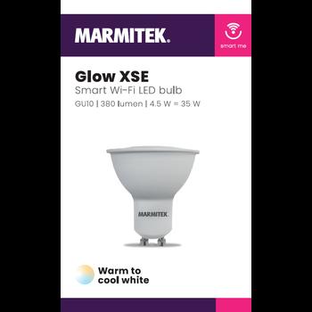Marmitek Smart Wi-Fi LED bulb - GU10 | 380 lumen | 4.5 W = 35 W - omdoos (12 stuks)