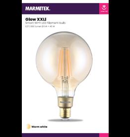 Marmitek Smart Wi-Fi LED filament bulb XXL - E27 | 650 lumen | 6 W = 40 W - 4x omdoos