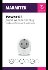 Marmitek Smart Wi-Fi power plug - 15A | on/off manual & automatic | IEC plug type F (DE/NL/ES etc.) - 12x omdoos