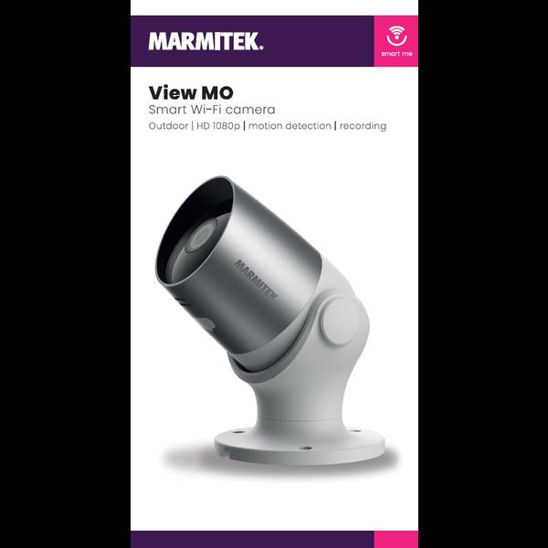 Marmitek Smart Wi-Fi camera - outdoor | HD 1080p | motion detection | recording | IEC plug type C (EU etc.) - 4x omdoos