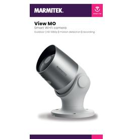 Marmitek Smart Wi-Fi camera - outdoor | HD 1080p | motion detection | recording | IEC plug type C (EU etc.) - 1 stuk