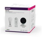 Marmitek Starter Pack Smart me | containing Glow ME - Power SI - View ME | IEC plug type F (DE/NL/ES etc.) - 4x omdoos single