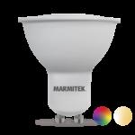 Marmitek Smart Wi-Fi LED bulb color - GU10 | 380 lumen | 4.5 W = 35 W - 12x omdoos
