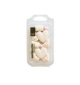 VOILA Home Bakery Voila Suikerdecoratie Baby Meisje - 22x 19 gram single
