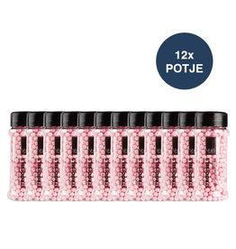 VOILA Home Bakery Voila Zachte parel roze 12x 65 gram
