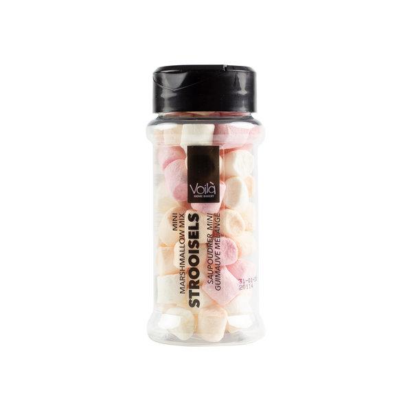 VOILA Home Bakery Voila Home Bakery Mini Marshmallow  mix - 20 grams sprinkle jar
