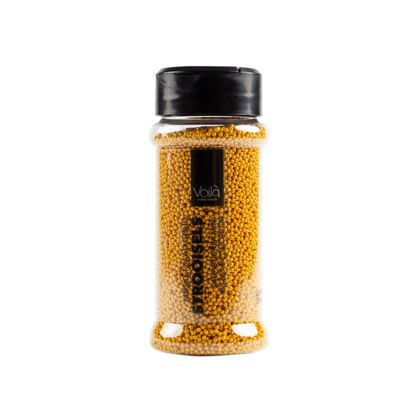 VOILA Home Bakery Voila Musketzaad goud - 12x 85 gram single