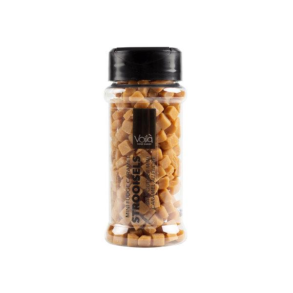 VOILA Home Bakery Voila Home Bakery Mini Fudge Caramel - 70 gram strooipotje