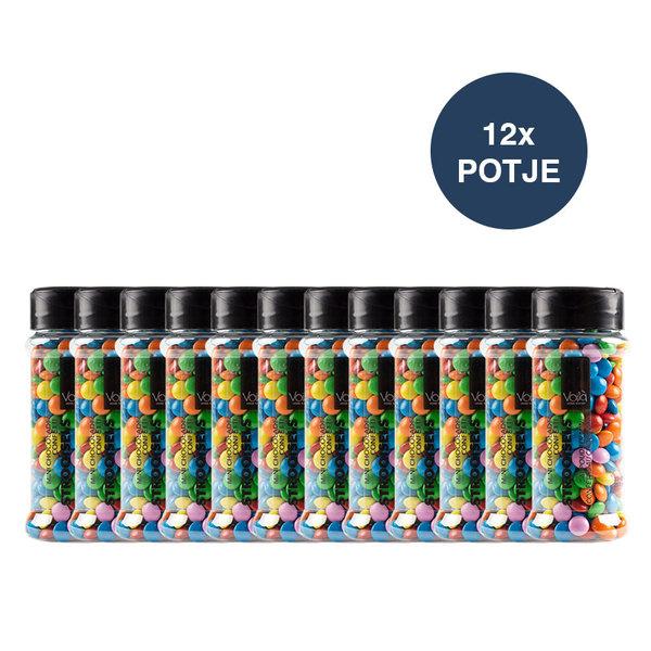 VOILA Home Bakery Voila Mini Chocolade Confetti - 12 x 85 gram