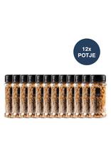VOILA Home Bakery Voila Home Bakery Mini Fudge Caramel - 12x 70 grams sprinkle jar - master carton
