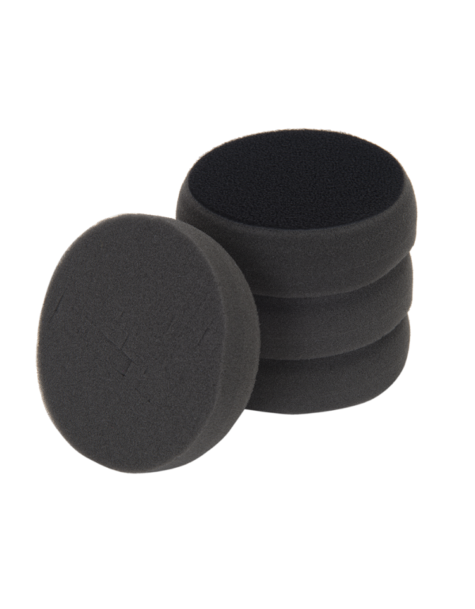 "3D PRODUCTS 3D Black Spider Finishing pad 3.5"" / 90 mm - 2 Pack Foam Pad"