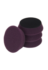 "3D PRODUCTS 3D Dk Purple Spider Cutting pad 3.5"" / 90 mm- 2 Pack Foam Pad"