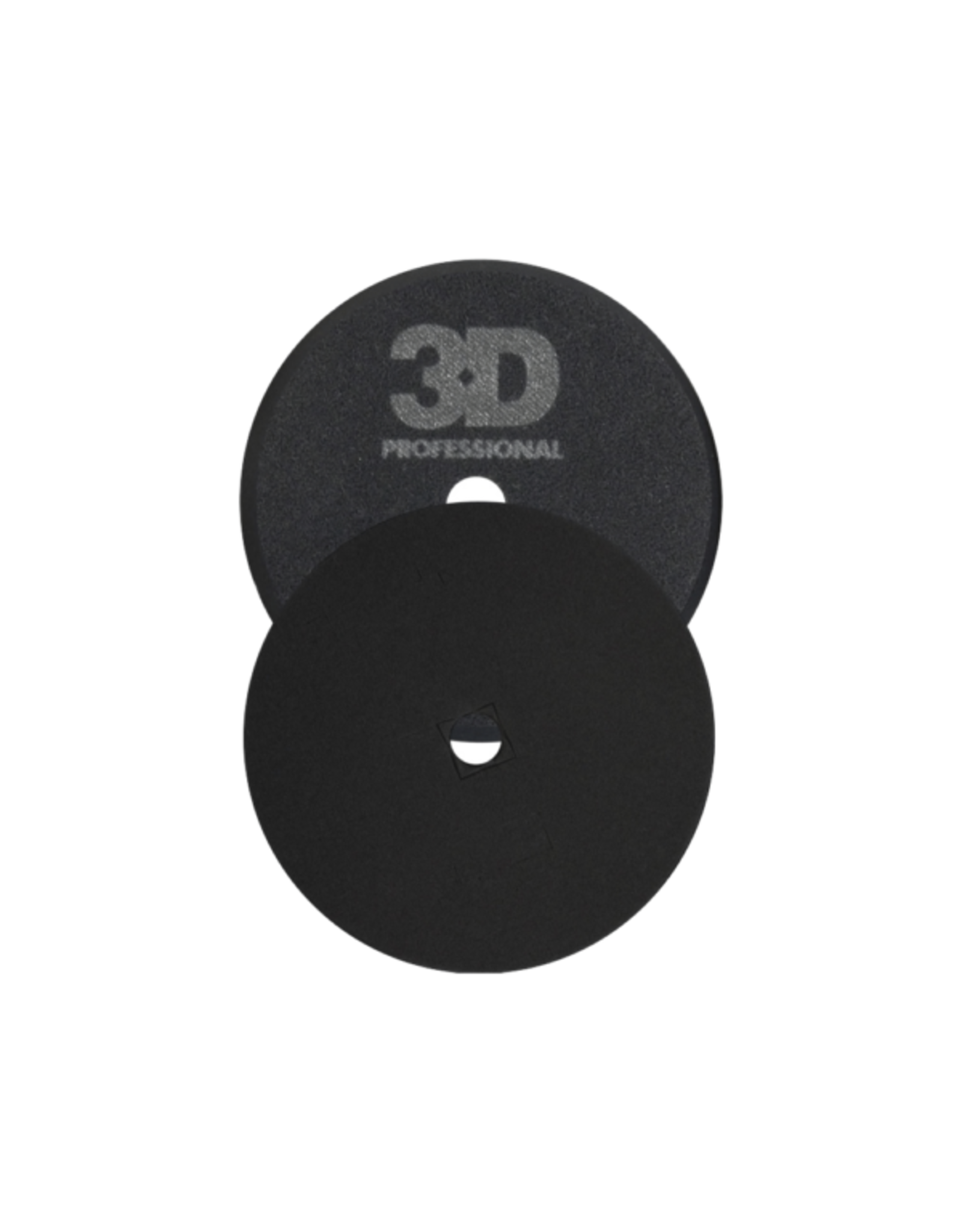 """3D PRODUCTS 3D Foam Finishing Pad Blk 5.5"""" / 140 mm - Single Pack"""
