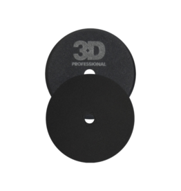 "3D PRODUCTS 3D Foam Finishing Pad Blk 5.5"" / 140 mm - Single Pack"