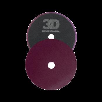 "3D PRODUCTS 3D Foam Cutting Pad Prpl 5.5"" / 140 mm - Single pack"