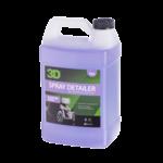 3D PRODUCTS 3D Spray Detailer - 1Gallon /3.78  Lt Can