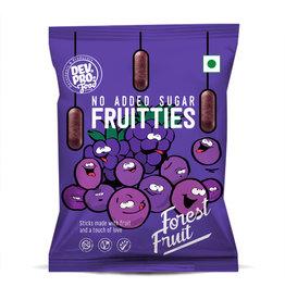 DEV. PRO. Dev. Pro. Fruitties - Fruits des bois - Sachet de 35 grammes