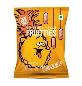 DEV. PRO. Dev. Pro. Fruitties - Ananas - 35 gram zakje