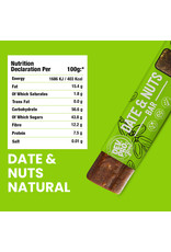 DEV. PRO. Dev. Pro. Date & Nuts Bar - Natural - 30 gram - single (V. India/SE-Asia)
