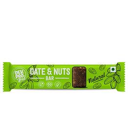 DEV. PRO. Dev. Pro. Date & Nuts Bar - Natural - 30 gram