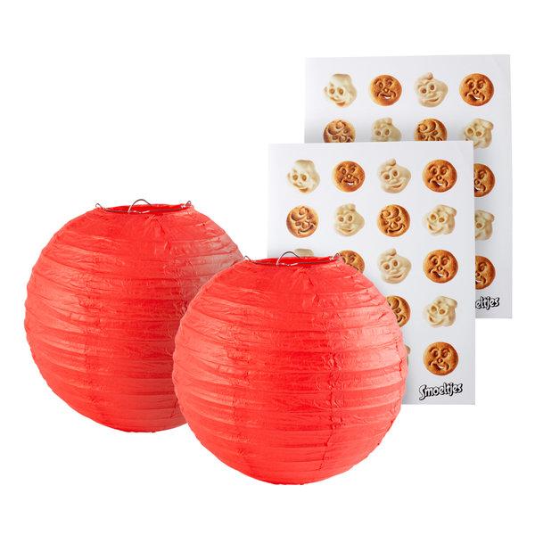 Smoeltjes Halloween and Sint-Maarten Smoeljes Package - 42 handout bags / treats
