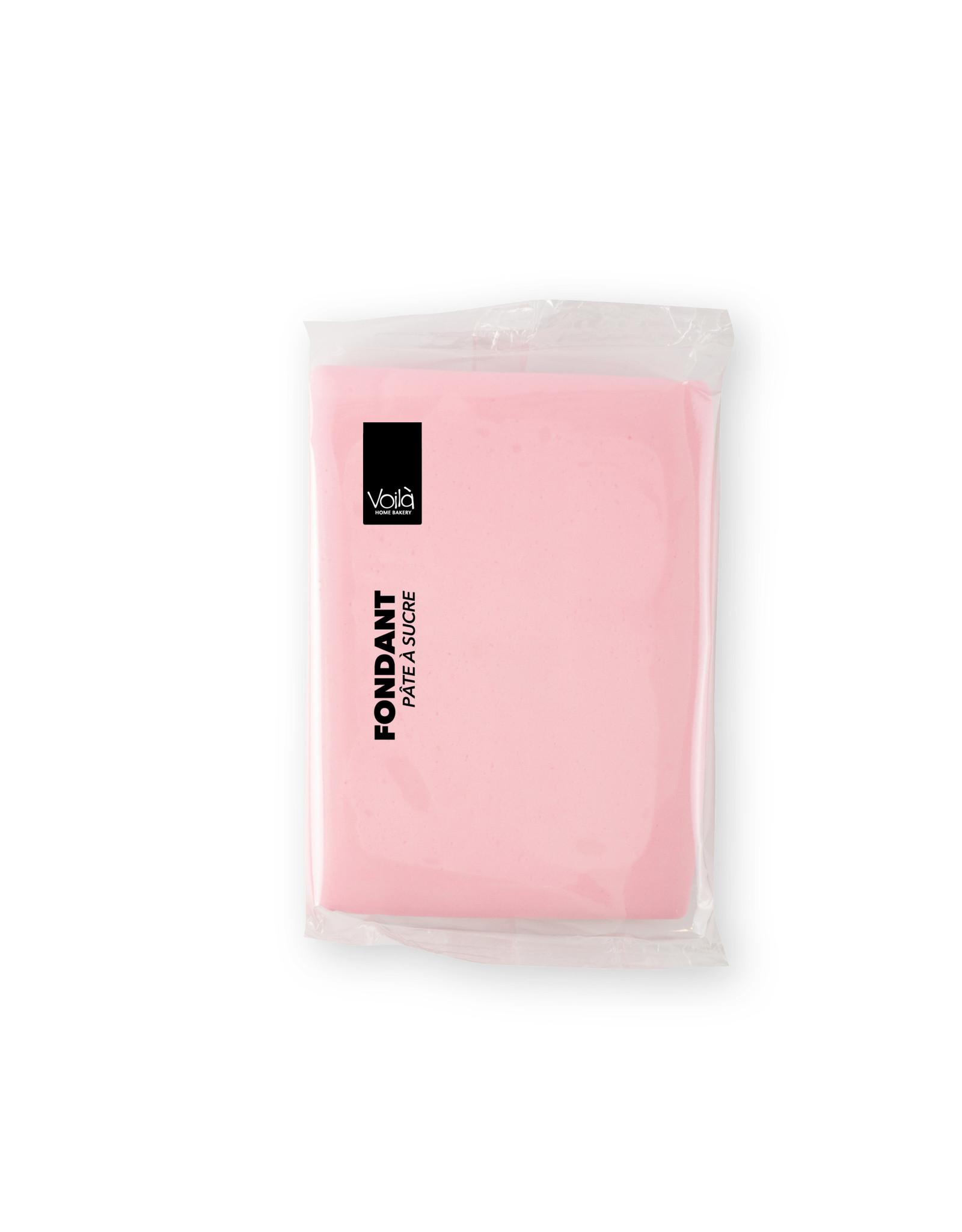 VOILA Home Bakery Voila Rolfondant - 150 gram enkel pakje Roze
