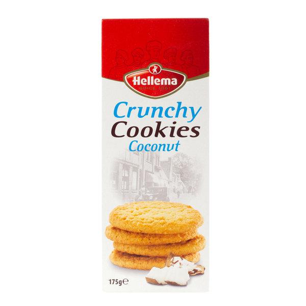 Hellema HELLEMA COUNTRY Cookies Noix de coco rôtie - 175 grammes paquet