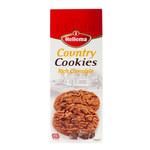 Hellema HELLEMA COUNTRY Cookies Vol chocolade - 150 gram doos