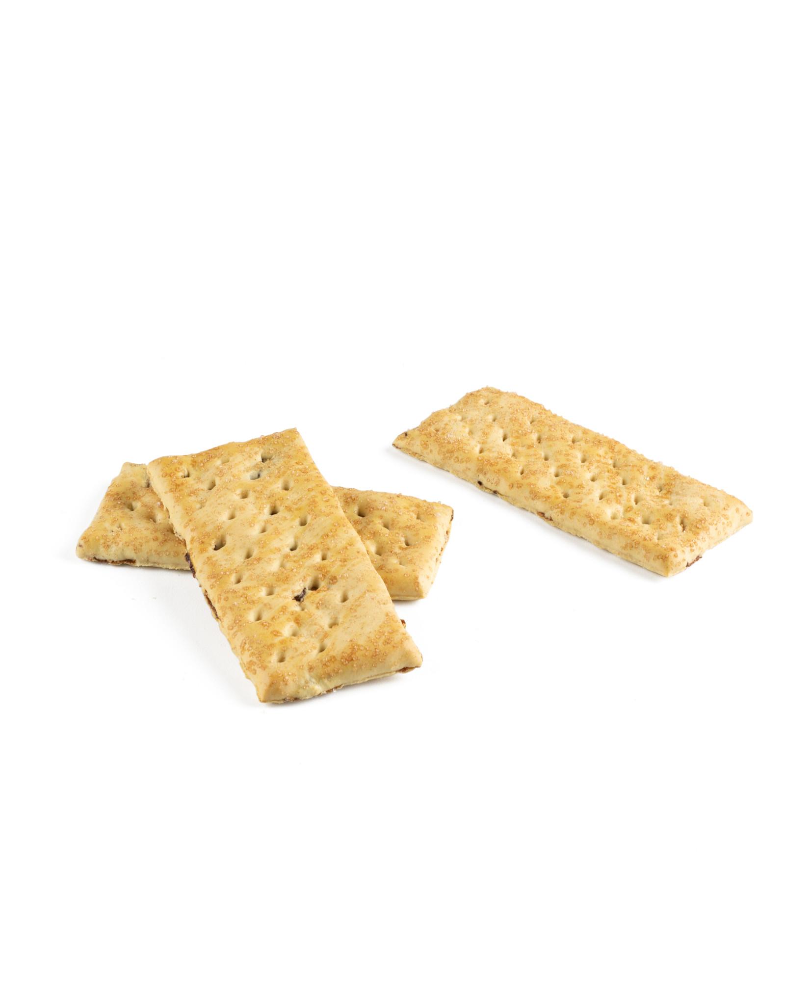 Hellema HELLEMA SunBest Fruit Biscuits ROZIJNEN & APPEL - 218 gram pakje