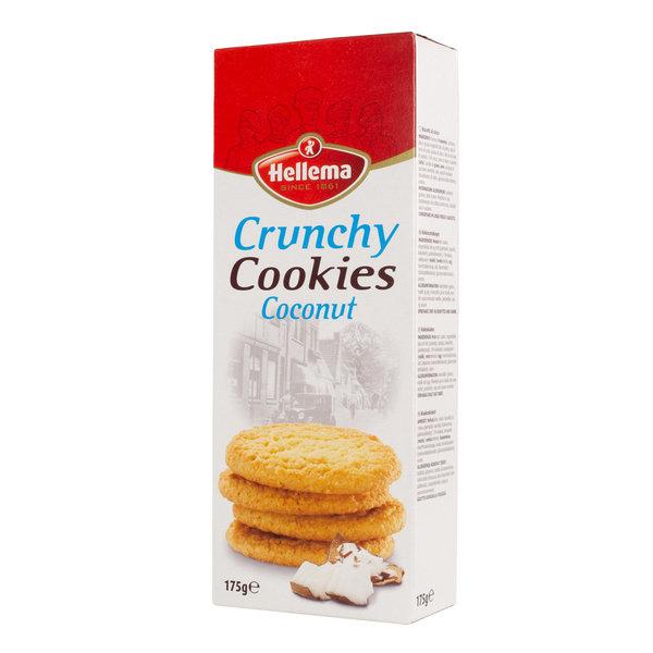 Hellema HELLEMA COUNTRY Cookies Kokos - 175 gram doos