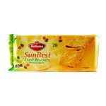 Hellema HELLEMA SunBest Biscuit aux Fruits RAISINS ET POMME - 24x 218 grammes paquet - carton principal