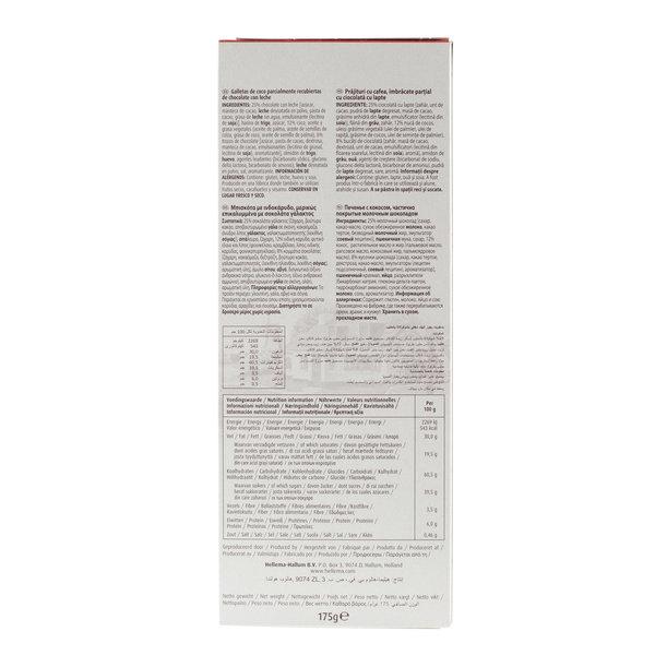 Hellema HELLEMA COUNTRY Cookies Coconut chocolate - 12x 175 grams - master carton